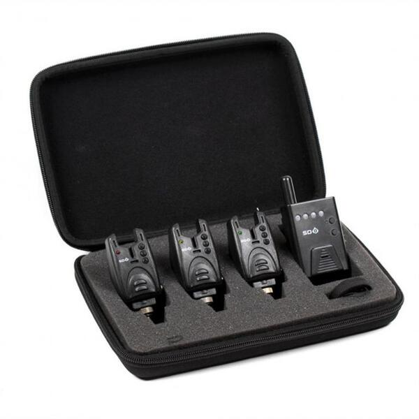 Комплект аларми TRAXIS SD1 BITE ALARM SET 3+1