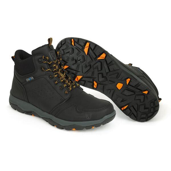 Боти Fox Coll Black Orange Mid Boot