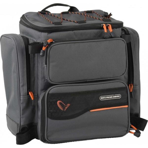 Спинингова чанта Savage Gear  LURE SPECIALIST RUCKSACK M 3 BOXES