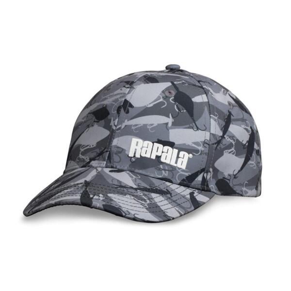 Бейзболна шапка Rapala LureCamo