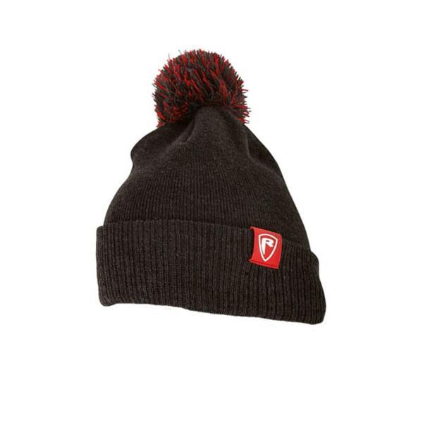 Зимна шапка Fox RAGE GREY BOBBLE