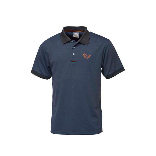 Тениска Savage Gear SIMPLY 3-STRIPES POLO