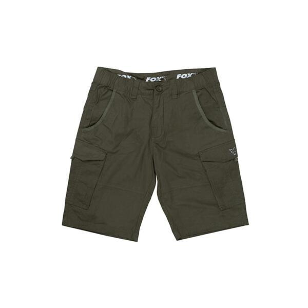 Къси панталони Fox COLLECTION GREEN & SILVER