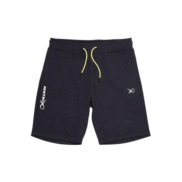 Къси панталони Matrix MINIMAL BLACK JOGGER SHORT