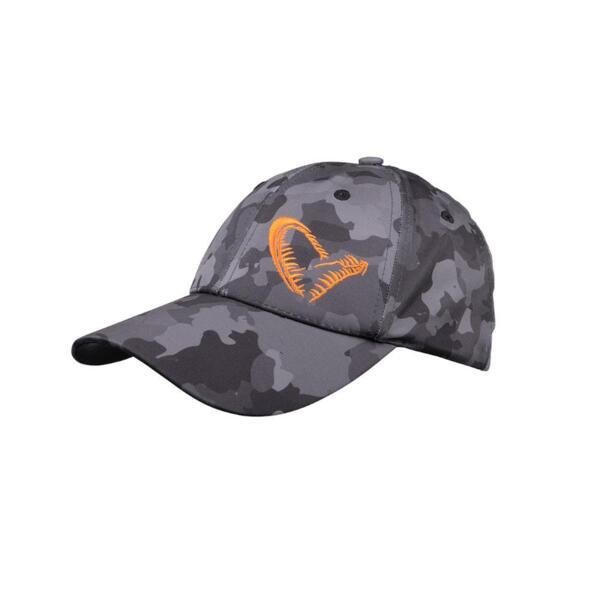 Шапка Savage Gear BLACK CAMO CAP
