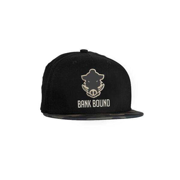 Шапка Prologic BANK BOUND FLAT BILL CAP