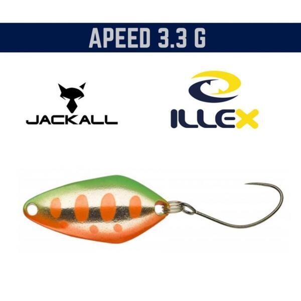 Клатушка Illex APEED 3.3г