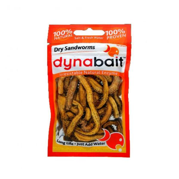 Сушени Sand Worms DYNABAIT
