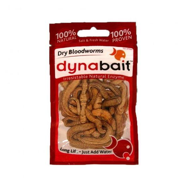Сушени Blood Worms DYNABAIT