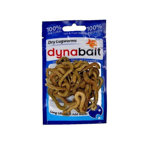 Сушени Lug/Rag Worms DYNABAIT
