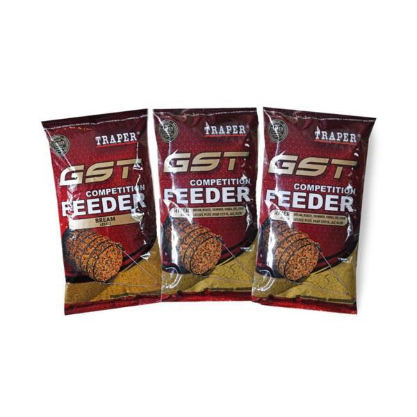 Захранка Traper GST COMPETITION FEEDER - 1кг