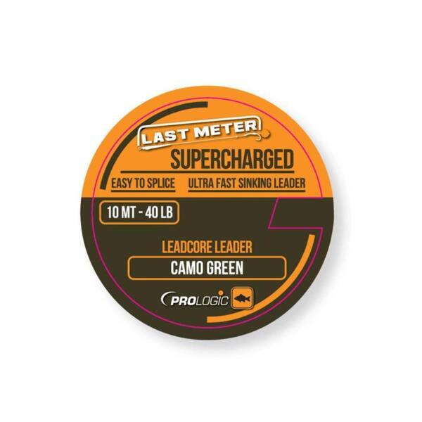 Влакно за шаранджийски поводи Prologic SUPERCHARGED LEADCORE LEADER - 10м