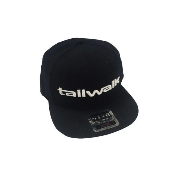 Шапка Tailwalk FLAT VISOR CAP BK