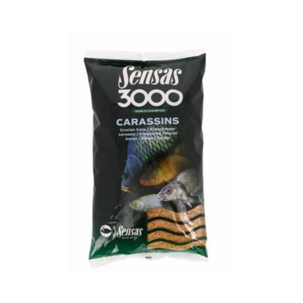 Захранка Sensas 3000 CARASSINS - Каракуда 1кг