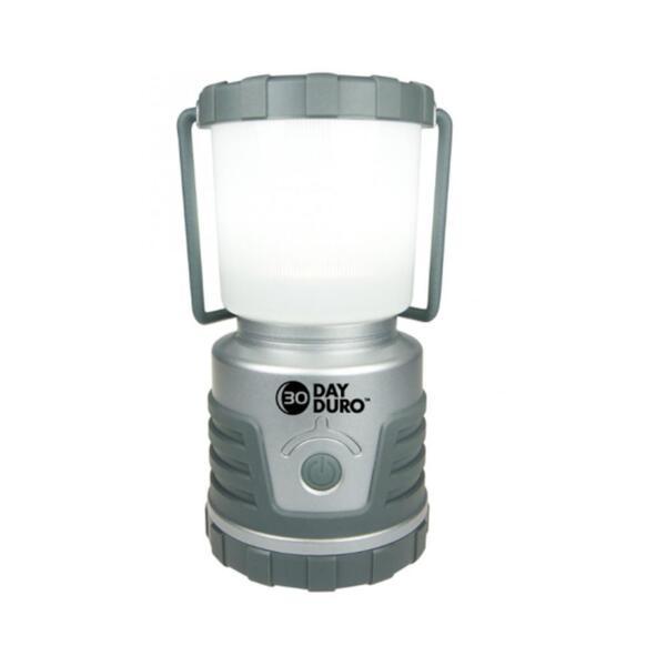 LED Фенер 30 дни  UST Brands DURO ™, Титаниев цвят