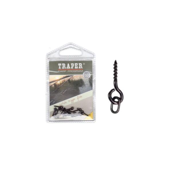 Метални винтове Traper BAIT SCREWS WITH JOINT