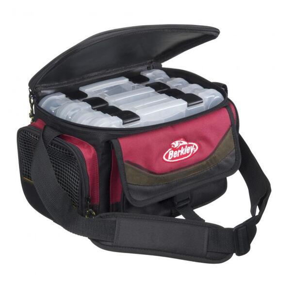 Спинингова чанта Berkley SYSTEM - с 4 кутии