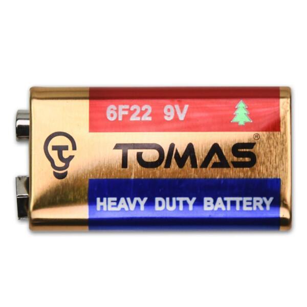 Батерия Tomas 9V