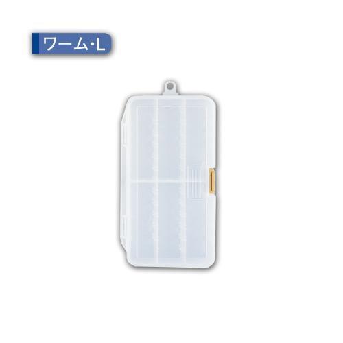 Риболовна кутия Meiho WORM CASE L