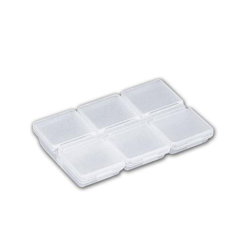 Риболовна кутия Meiho POCKET SIZE FB-6
