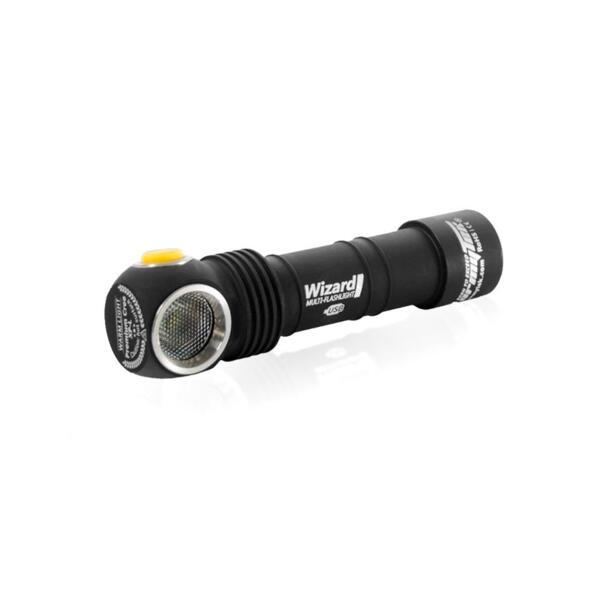 Фенер Armytek WIZARD PRO MAGNET USB 18650 XHP50-бяла светлина 2300 лумена