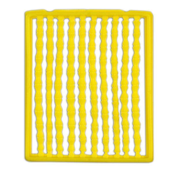 Стопери за косъм Vertis CARP CAGED BONE-Yellow Silicon