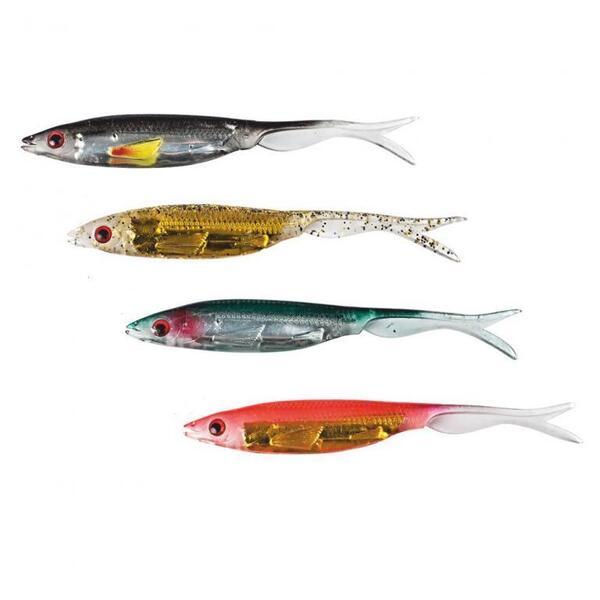 Силиконова рибка Traper RIPPER DROP - 9.5см