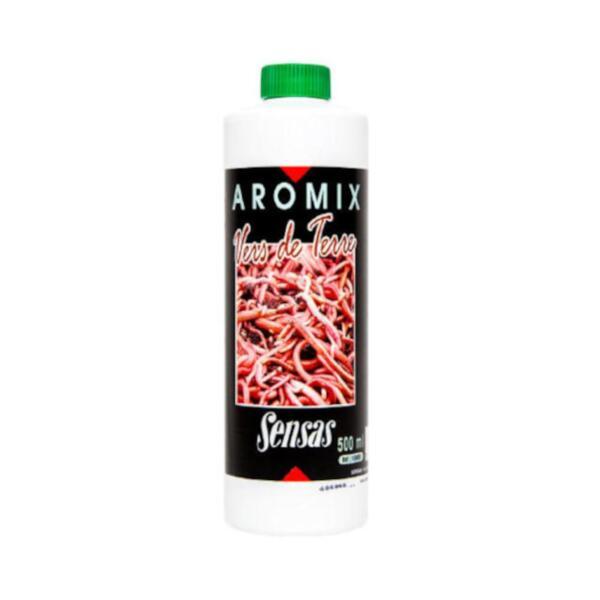 Течен ароматизатор Sensas AROMIX EARTHWORM