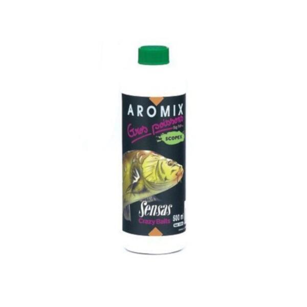 Течен ароматизатор Sensas AROMIX SCOPEX