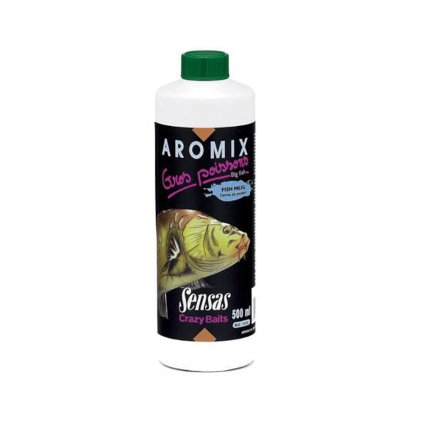 Течен ароматизатор Sensas AROMIX FISHMEAL