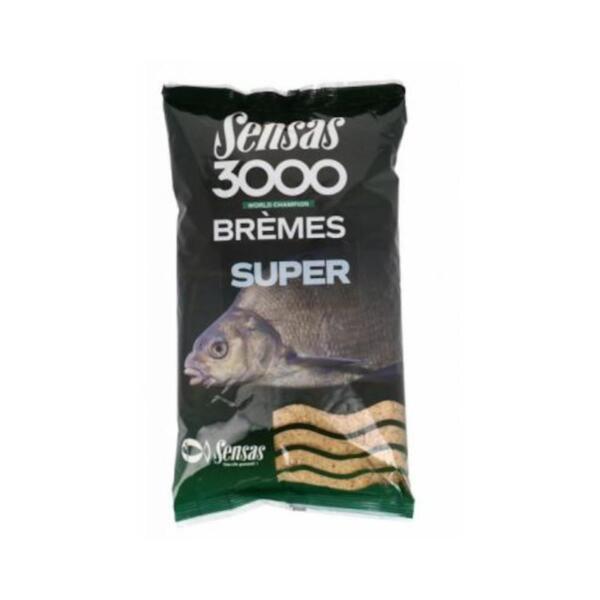 Захранка Sensas 3000 SUPER BREMES