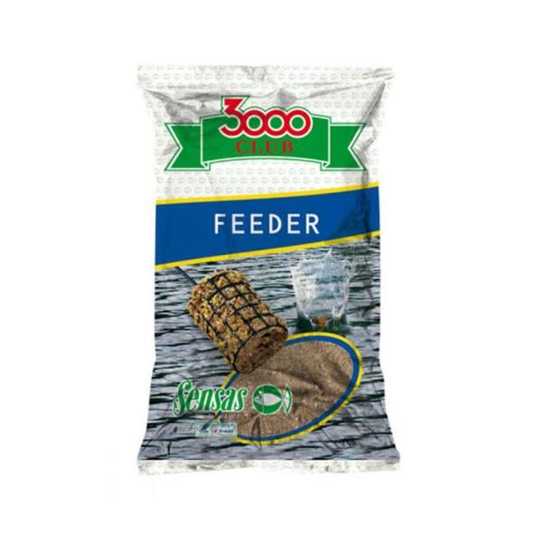 Захранка Sensas 3000 CLUB FEEDER