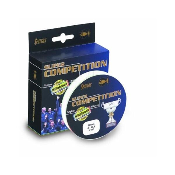 Монофилно влакно Sensas SUPER COMPETITION 50м