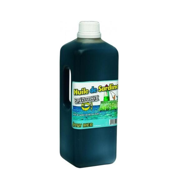 Олио от сардина Sensas SARDINE OIL