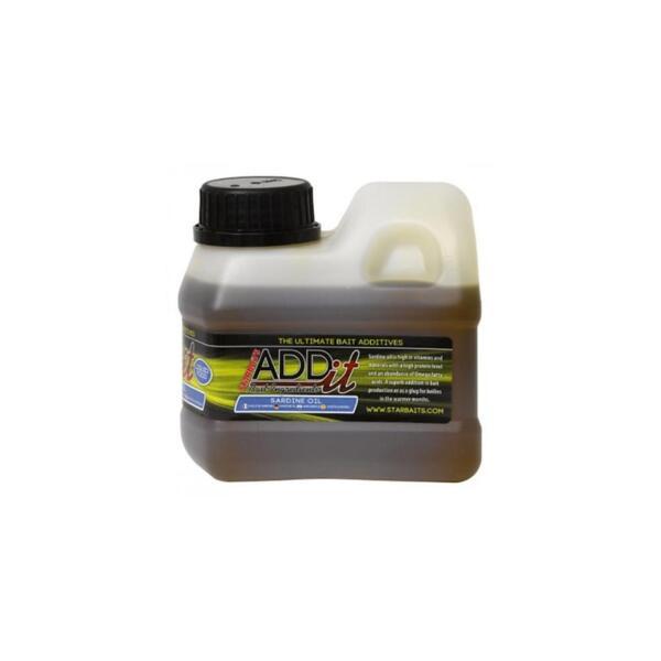 Масло от сардина Starbaits ADD IT SARDINE OIL