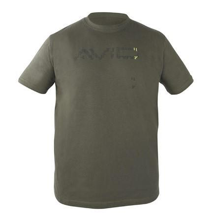 Тениска Avid Carp T-Shirt GREEN