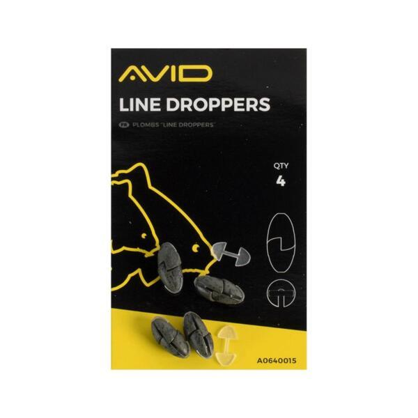 Тежести Avid Carp OUTLINE LINE DROPPERS