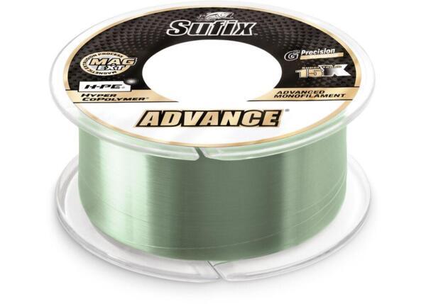 Монофилно влакно Sufix ADVANCE Green 600м