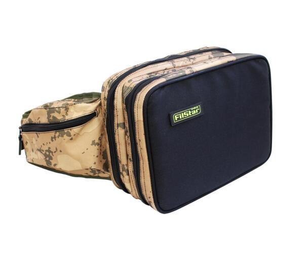 Раница FilStar KK 321 SLING BAG с 2 кутии