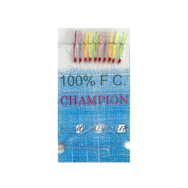 Чепаре за сафрид CHAMPION №10 - 10 куки