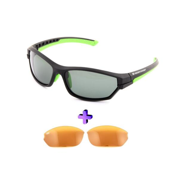 Слънчеви очила Norfin FEEDER CONCEPT POLARIZED 01 - GREEN/YELLOW