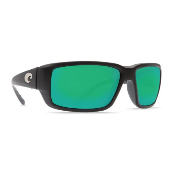 Очила Costa FANTAIL MATTE BLACK / GREEN MIRROR 580P