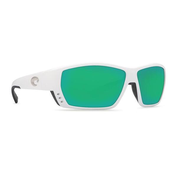 Очила Costa TUNA ALLEY WHITE GREEN MIRROR 580G