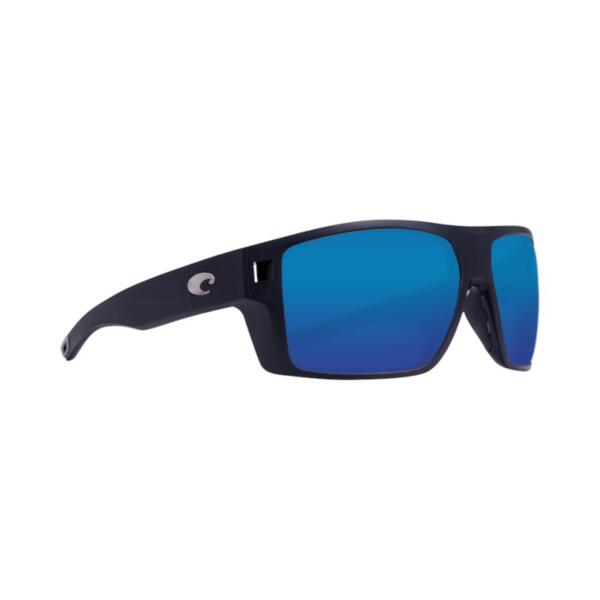 Очила Costa DIEGO MATTE BLACK BLUE MIRROR 580P