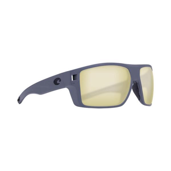 Очила Costa DIEGO MATTE GRAY SUNRISE SILVER MIRROR 580P