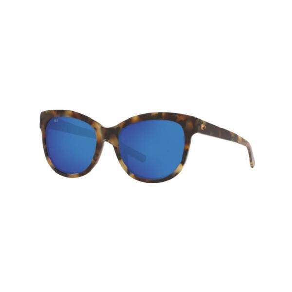 Очила Costa BIMINI SHINY VINTAGE TORTOISE/BLUE MIRROR 580G