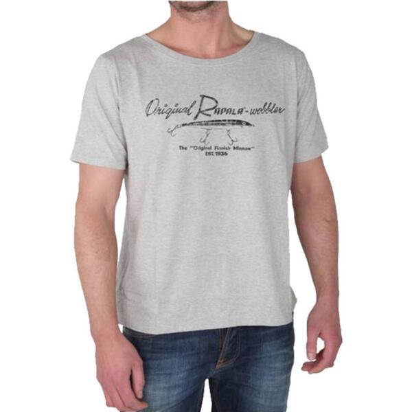 Тениска Rapala ORIGINAL WOBBLER