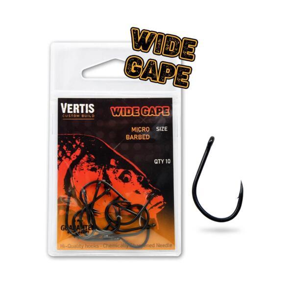 Куки Vertis Carp 9008 WIDE GAPE