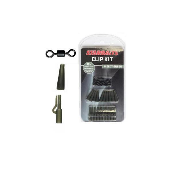 Комплект за сейфти монтаж Starbaits CLIP KIT