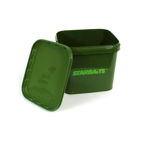 Кофа с капак Starbaits - 8л